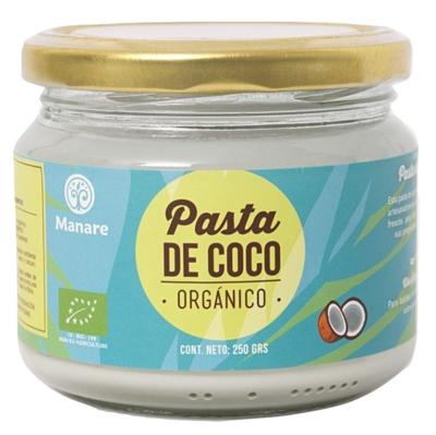 Pasta de Coco Manare
