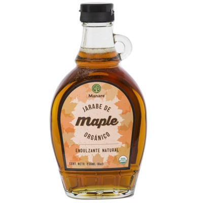 Jarabe de Maple Manare