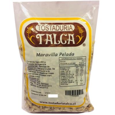 Maravilla Pelada Tostaduría Talca