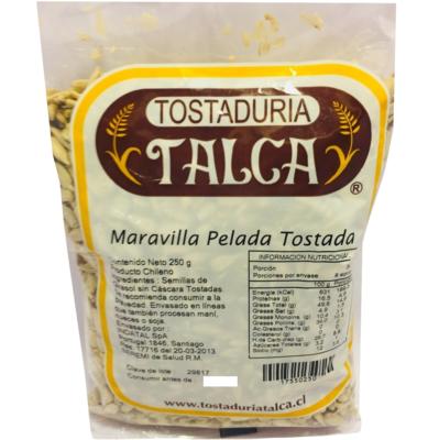 Maravilla Pelada Tostada Tostaduría Talca