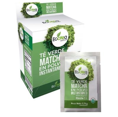 Té Verde Matcha Sobre Ecotea