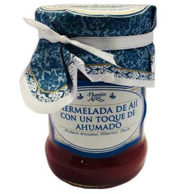 Mermelada de Ají con un Toque Ahumado Huerto Azul
