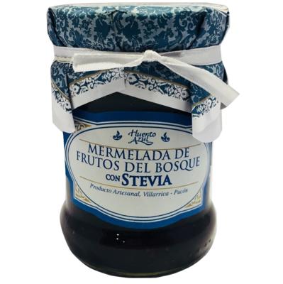 Mermelada Frutos del Bosque con Stevia Huerto Azul