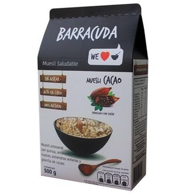 Muesli Cacao Barracuda