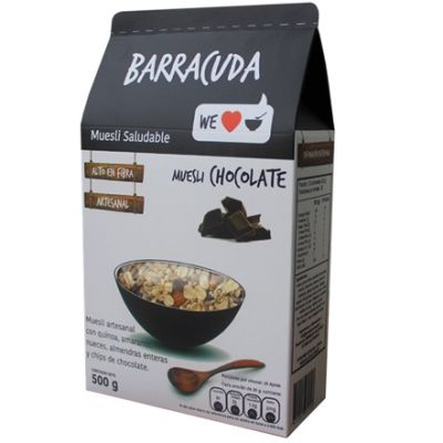 Muesli Chocolate Barracuda