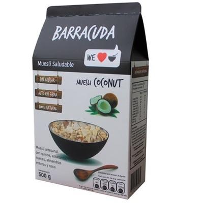 Muesli Coconut Barracuda