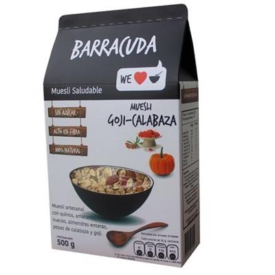 Muesli Goji-Calabaza Barracuda