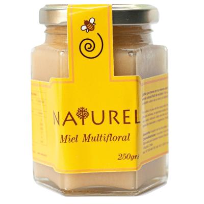 Miel Multifloral 250 gr, Naturel