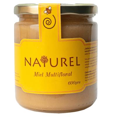 Miel Multifloral 600 gr, Naturel