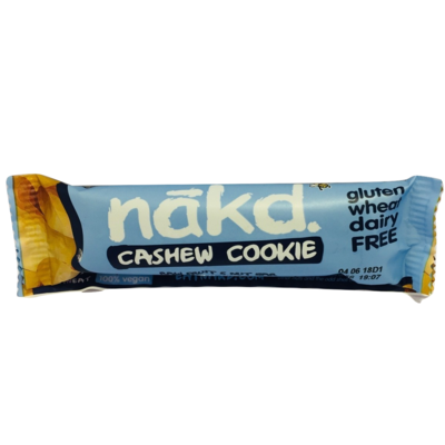 Barra Cashew Cookie Nakd