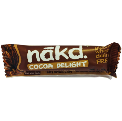 Barra Cocoa Delight Nakd