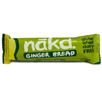 Barra Ginger Bread Nakd