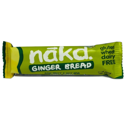Barra Ginger Bread Nakd