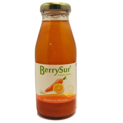 Jugo Zanahoria Naranja Berrysur