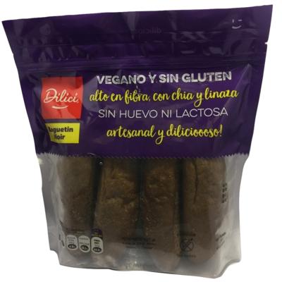 Pan Sin Gluten Noir Dilici