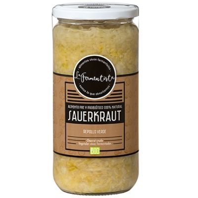 Sauerkraut Original La Fermentista