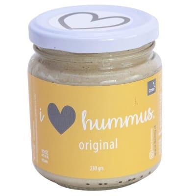 Hummus original, I Love Hummus