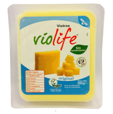 Queso Vegano Original Violife