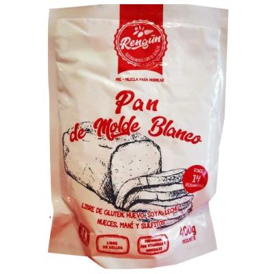 Premezcla  Pan Molde Blanco  Rengun