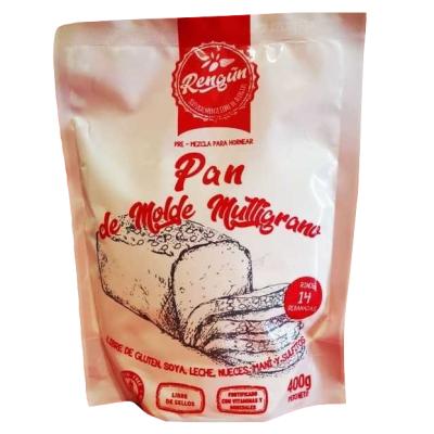 Premezcla  Pan Molde Multigrano  Rengun