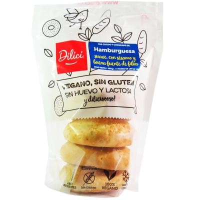 Pan Sin Gluten Hamburguesa Dilici