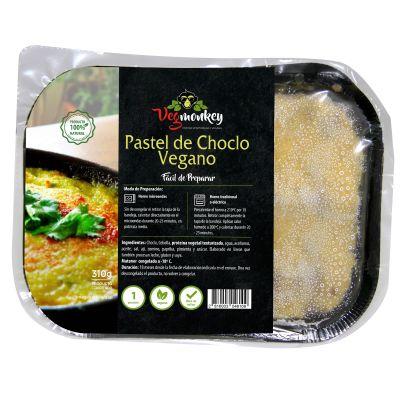 Pastel de Choclo Vegano 310 gr. Vegmonkey