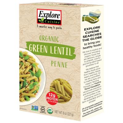 Pasta de Lentejas Verdes Explore Cuisine