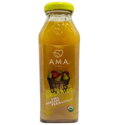 Jugo Manzana Pera Orgánico 300 cc AMA