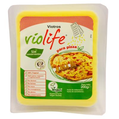 Queso Vegano para Pizzas Violife
