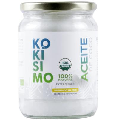 Aceite de Coco 500 Ml. Kokisimo
