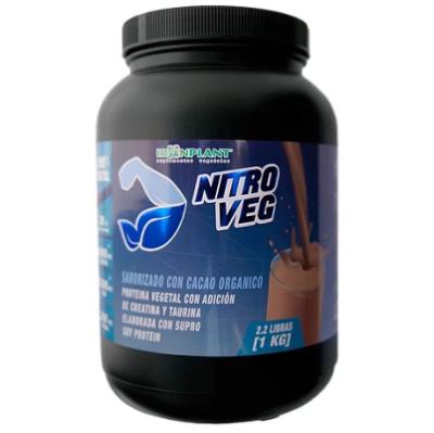 Proteína Nitro Veg Iron Plant