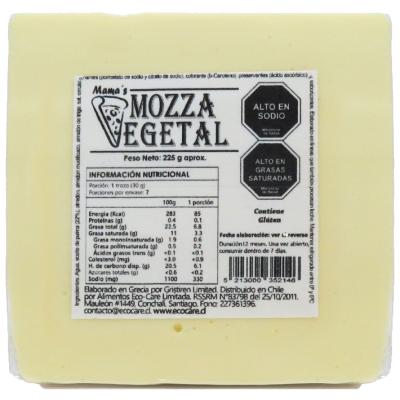 Queso Vegano Mama´s Mozza