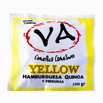Yellow Burger VA