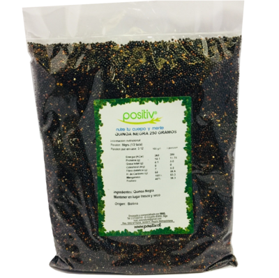 Quinoa Negra Positiv