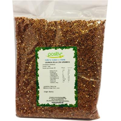 Quinoa Roja Positiv