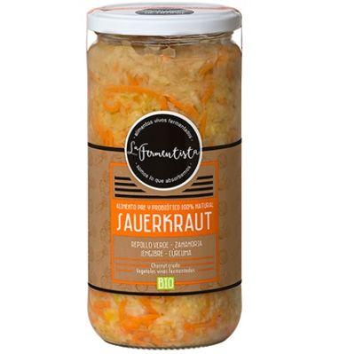Sauerkraut Raíces Nobles La Fermentista