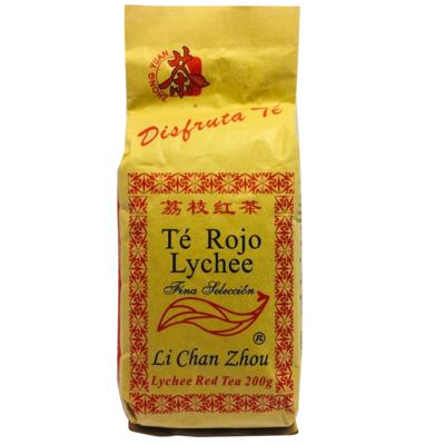 Té Rojo Lychee Chino