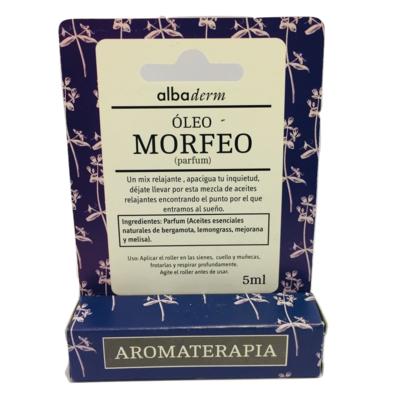 Aromaterapia Morfeo en Roller Del Alba