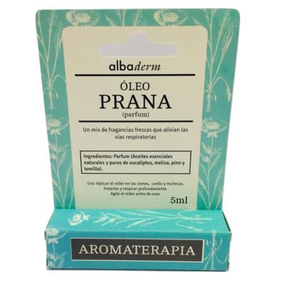 Aromaterapia Prana en Roller Del Alba