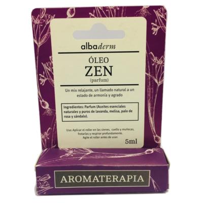 Aromaterapia Zen en Roller Del Alba