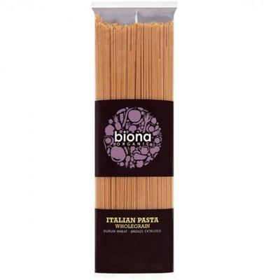 Pasta Integral Spaghetti Biona