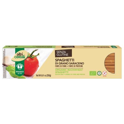 Spaghetti de Trigo Sarraceno, Altri Cereali