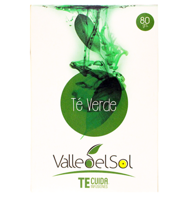 Té Verde en Hojas Te Cuida