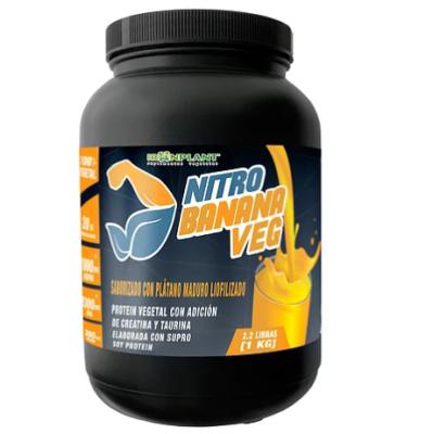 Proteina Nitro Veg Banana Iron Plant