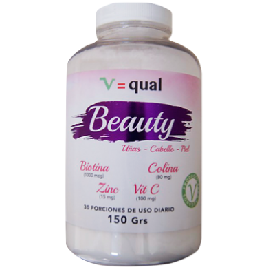 Suplemento Beauty V=qual