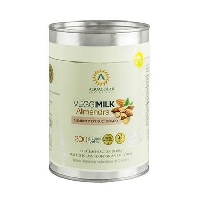 Alimento de Almendras en Polvo Aquasolar 200 g
