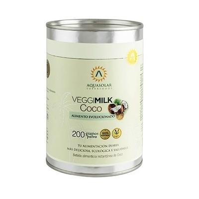 Alimento de Coco en Polvo Aquasolar 200 g