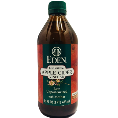 Vinagre de Manzana Orgánico Eden
