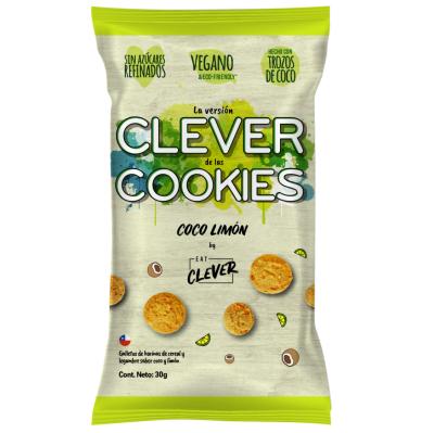 Galletas Coco Limón Eat Clever