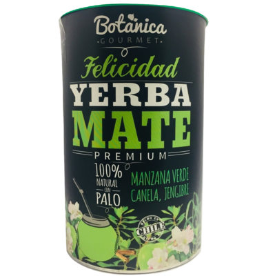 Yerba Mate Felicidad Botánica